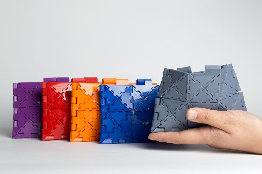 3D Printed Mixee Bag