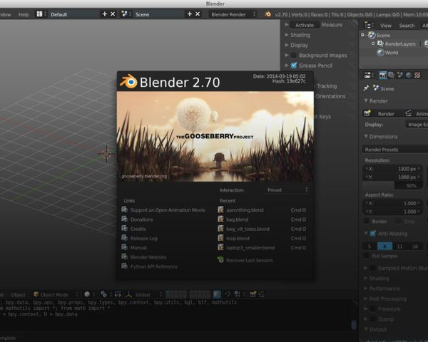 Why I Use and Recommend Blender